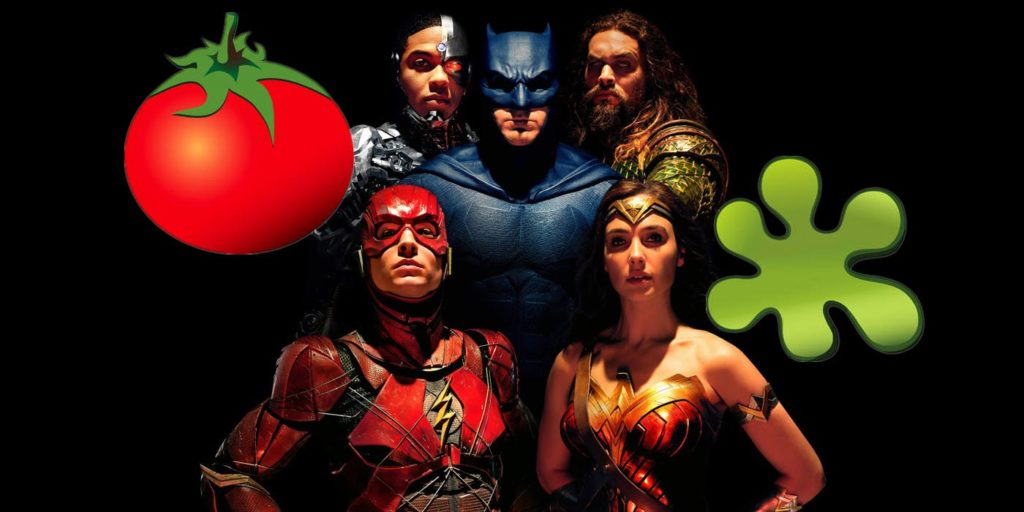 Rotten Tomatoes, promo