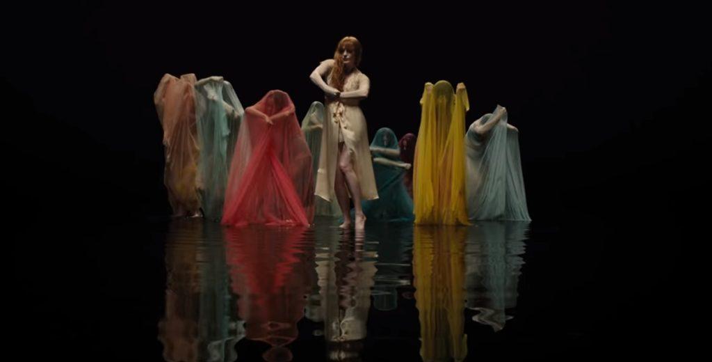Florence And The Machine/ Photo: youtube.com printscreen