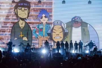 Gorillaz/Photo: Promo