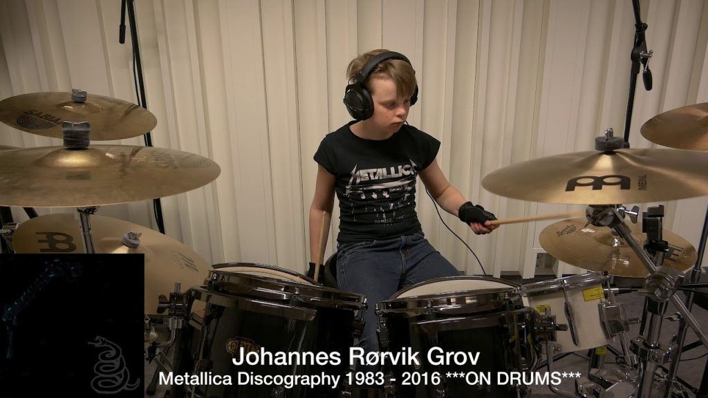 Johannes Rørvik Grov /Photo: YouTube printscreen