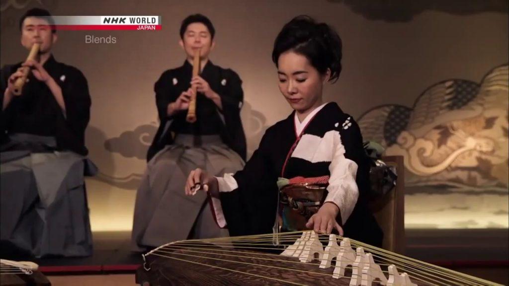 NHK Blends/Photo: YouTube printscreen