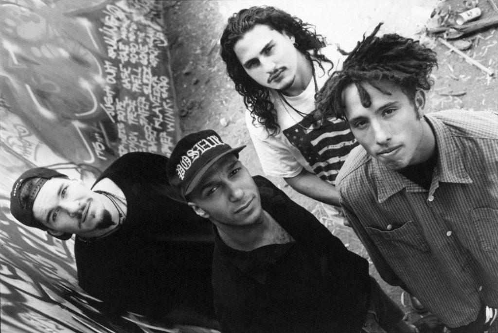 Rage Against the Machine /Photo: rockhall.com