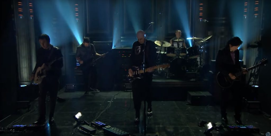 The Smashing Pumpkins /Photo: YouTube printscreen