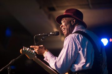 Badi Gaj/Photo: facebook@therealbuddyguy