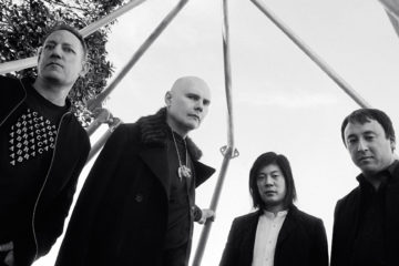 Smashing Pumpkins/Photo: facebook@SmashingPumpkins