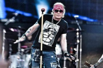Eksl Rouz/Photo: facebook@Axl Rose