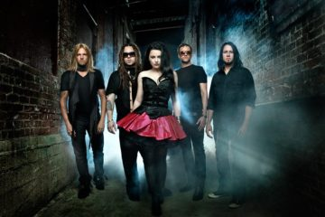 Evanescence/Photo: facebook@Evanescence
