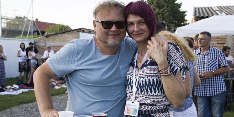 ArtAvlija, Oleg Kirijev i Goca Brković/Photo: AleX