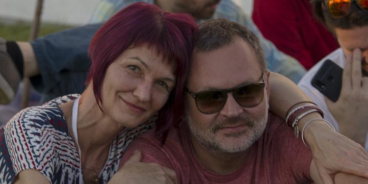 Goca Brković i Maks Kočetov/ Photo: Aleks