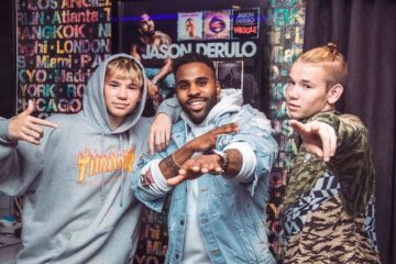 Džejson Derulo i  Marcus &Martinus/ Photo: Promo