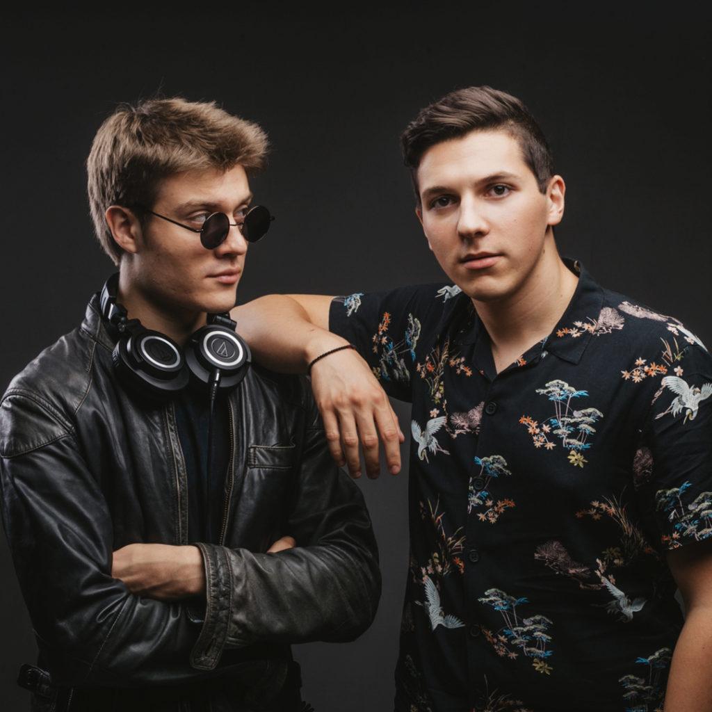Ognjen Gotovčević i Ilija Mihailović/ Photo: Katarina Ćirković