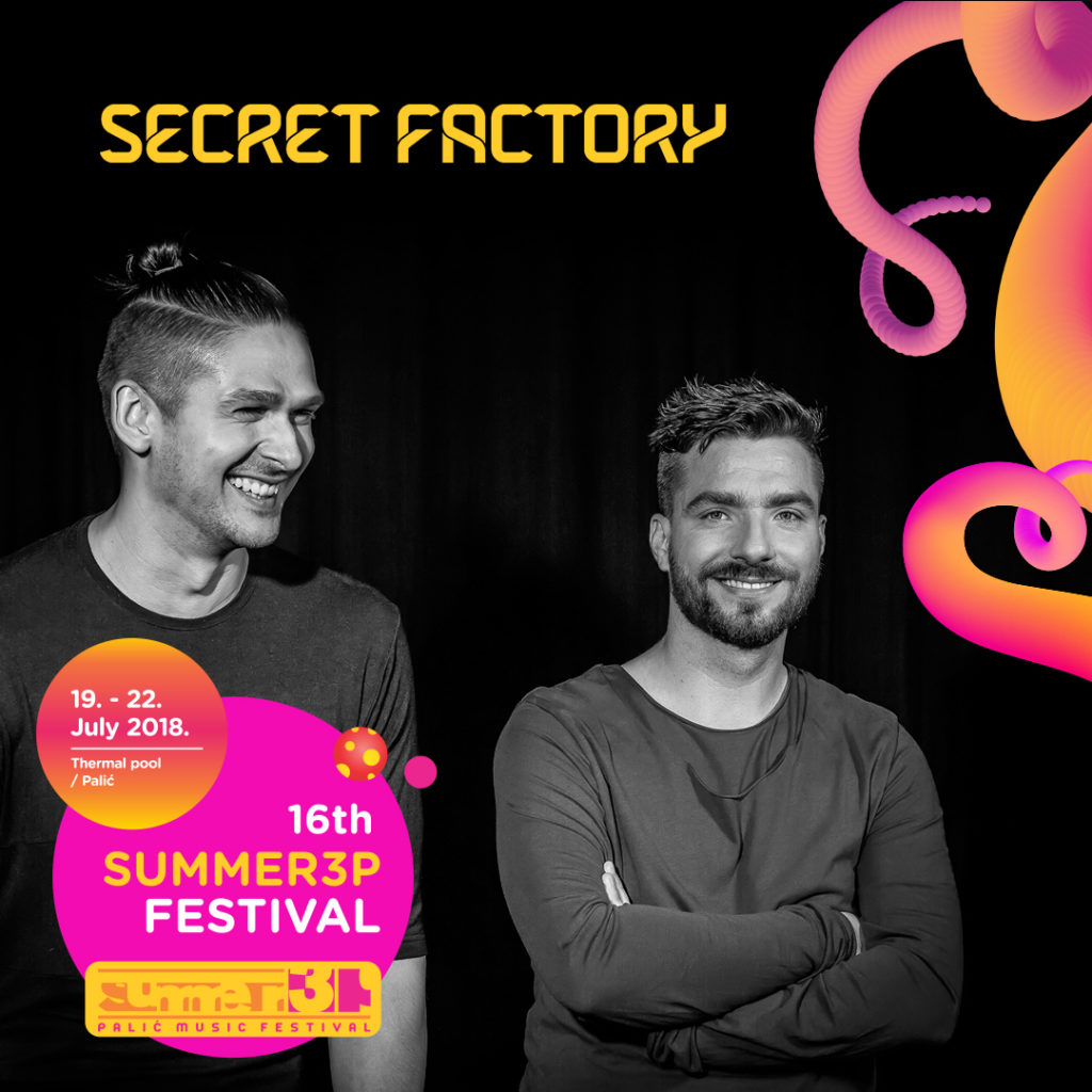 Secret Factory/ Photo: Promo