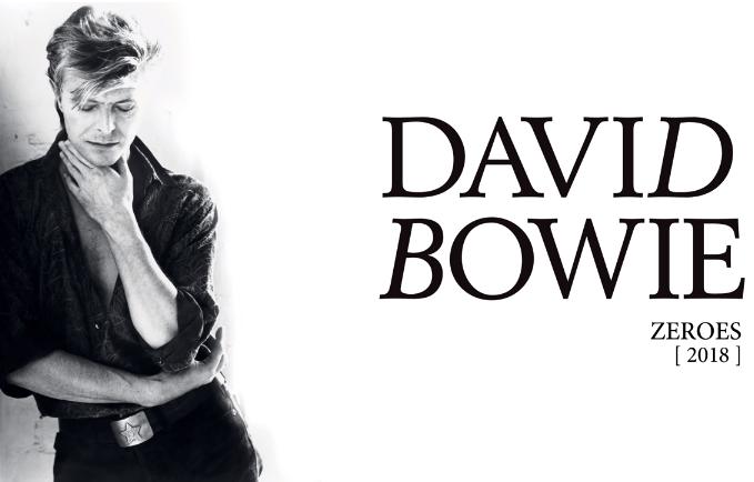 Dejvid Bouvi, Zeroes/Photo printscreen