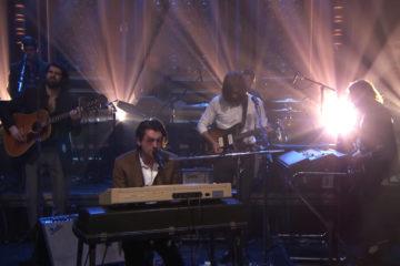 Arctic Monkeys/ Photo: youtube.com printscreen