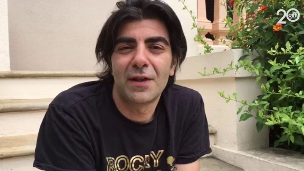 Fatih Akin/Photo: YouTube printscreen