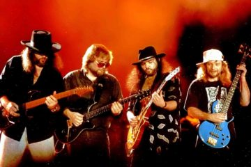 Lynyrd Skynyrd/Photo; facebook@Ed King