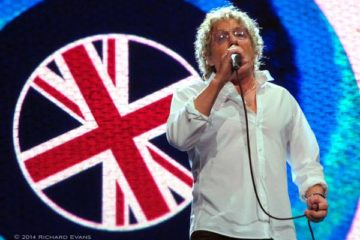 Rodžer Daltri/Photo: facebook@OfficialRogerDaltrey