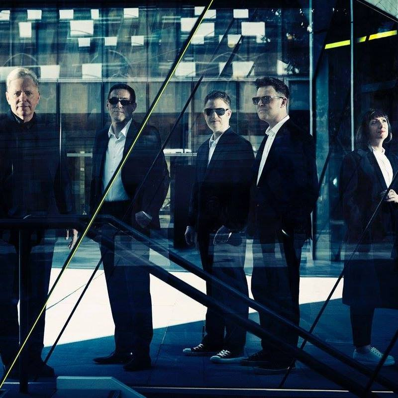 New Order/Photo: facebook@NewOrderOfficial