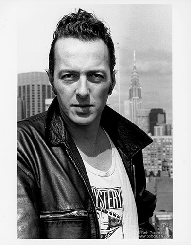 Džo Stramer/Photo: facebook@JoeStrummerOfficial