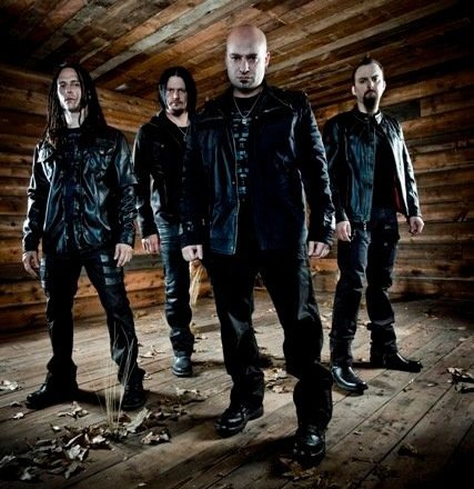 Disturbed/Photo: facebook@Disturbed