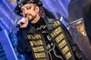 Boy George&Culture Club/ Photo: Facebook @boygeorgeofficial