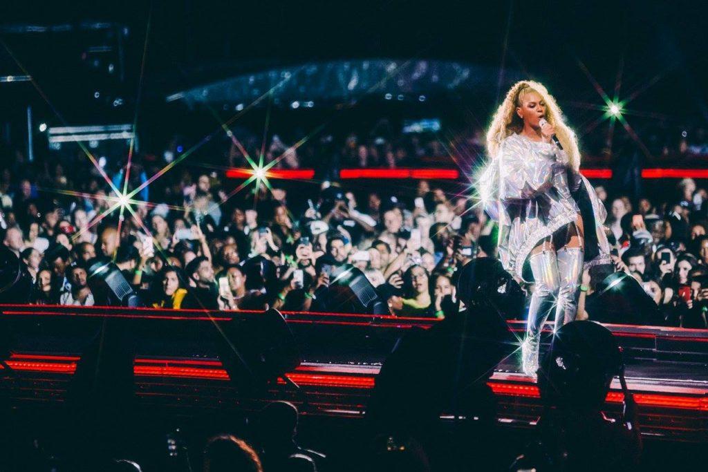 Bijonse/Photo: facebook@Beyoncé,