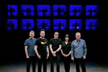 New Order/Photo: facebook@NewOrderOfficial