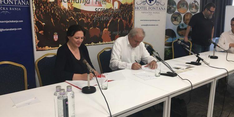 """Potpisivanje ugovora o koprodukciji serije """"Kosti""""/Photo: promo"""