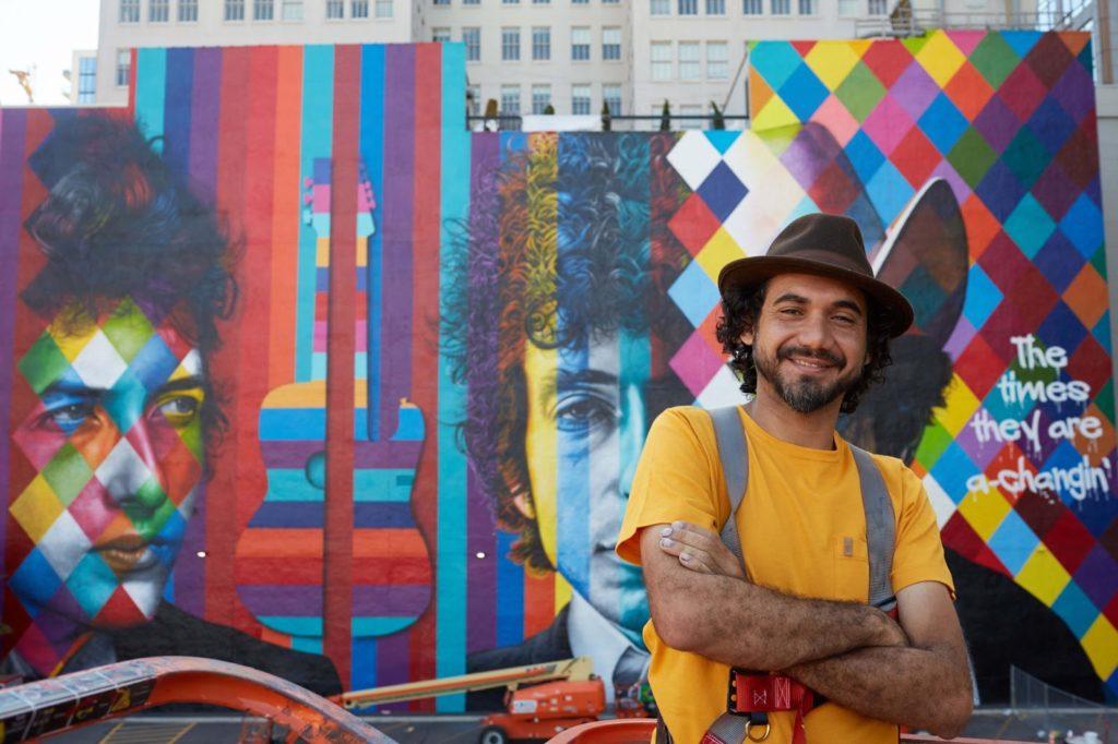 Eduardo Kobra/Photo; freeyork.org
