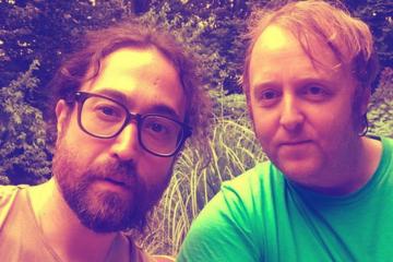 Šon Lenon i Džejms Makartni/Photo: instagram