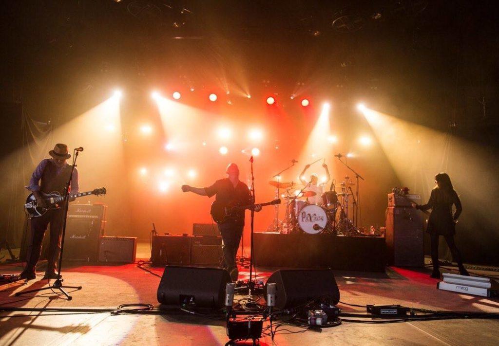 Pixies/ Photo: Facebook @pixiesofficial