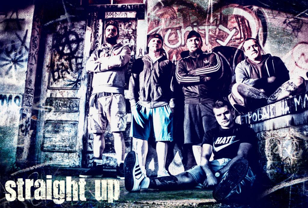 Straight Up/Promo