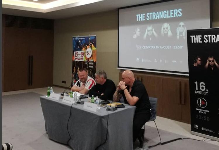 The Stranglers/Photo: instagram@tusinatasa