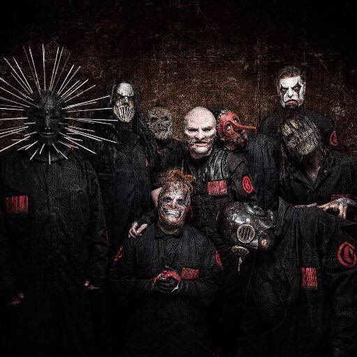 Slipknot/Photo: facebook@slipknot