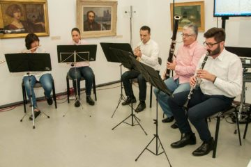 Duvački kvintet RTS-a/ Photo: Promo
