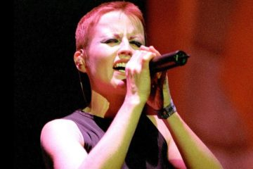 Dolores O Riordan/Photo: YouTiube printscreen