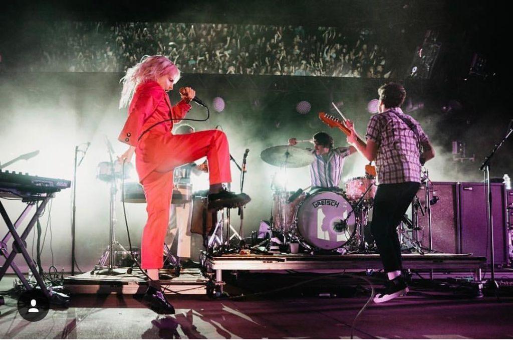 Paramore/Photo: facebook@paramore