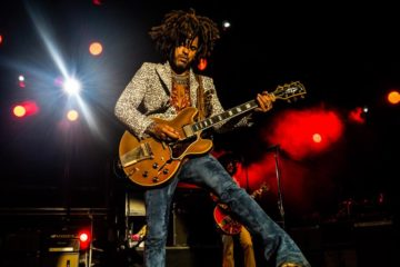 Leni Kravic/Photo: facebook@lennykravitz