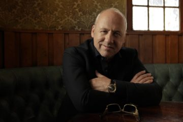 Mark Nofler/Photo: facebook@MarkKnopfler