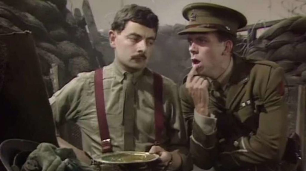 Blackadder/Photo: printscreen
