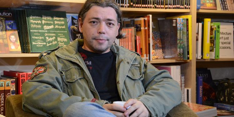 Dejan Stojiljković/Photo: Promo