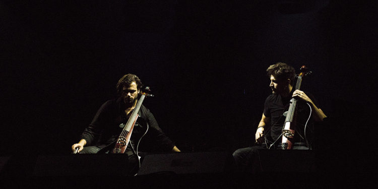 2CELLOS/ Photo: AleX