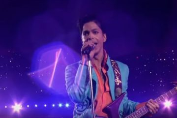 Prince/Photo: YouTube printscreen