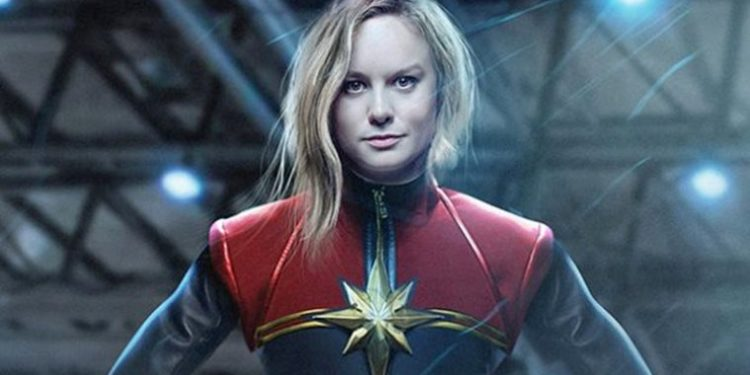 Kapetan Marvel, Bri Larson/Photo: Promo: Marvel Studios