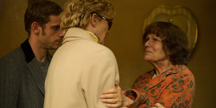 "Aneta Bening i Džejmi Bel (""Filmske zvezde ne umiru u Liverpulu"")/ Photo: Promo"