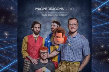 Imagine Dragons/ Photo: youtube.com printscreen