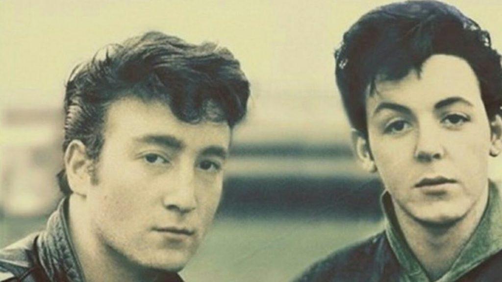 Džon Lenon i Pol Makartni/Photo: YouTube printscreen