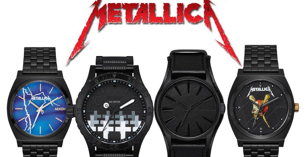 Metallica satovi/Promo