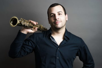 Nikola Arsenijević/Photo  Belgrade SAXperience promo