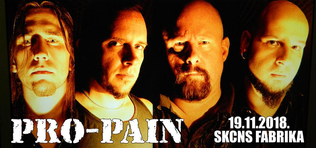 Pro-Pain/ Photo: Promo